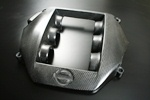 Nissan R35 GTR Carbon Fibre Engine Cover
