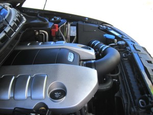 Holden VE V8 Commodore Cold Air Intake