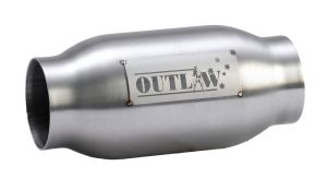 "2½"" Metallic Catalytic Converter"